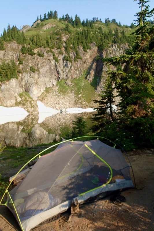 PCT: Visions of Glacier Peak