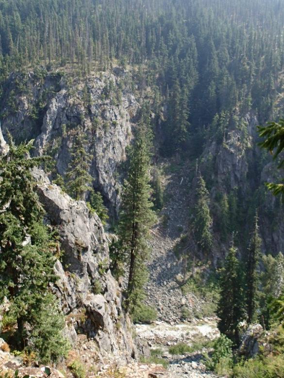 PCT: 22 Miles Uphill
